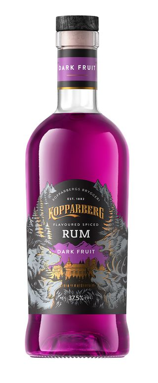 Kopparberg Flavoured Rum Dark Fruit 70cl