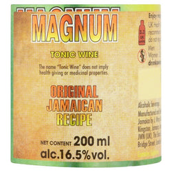 Màgnum Original Jamaica Tonic Wine 200ml