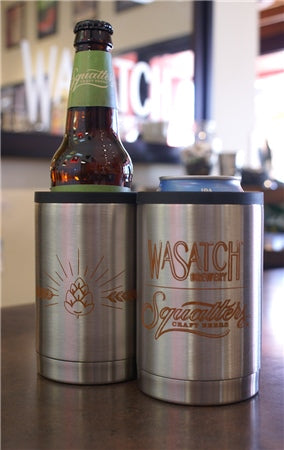 Insulated Metal Koozie