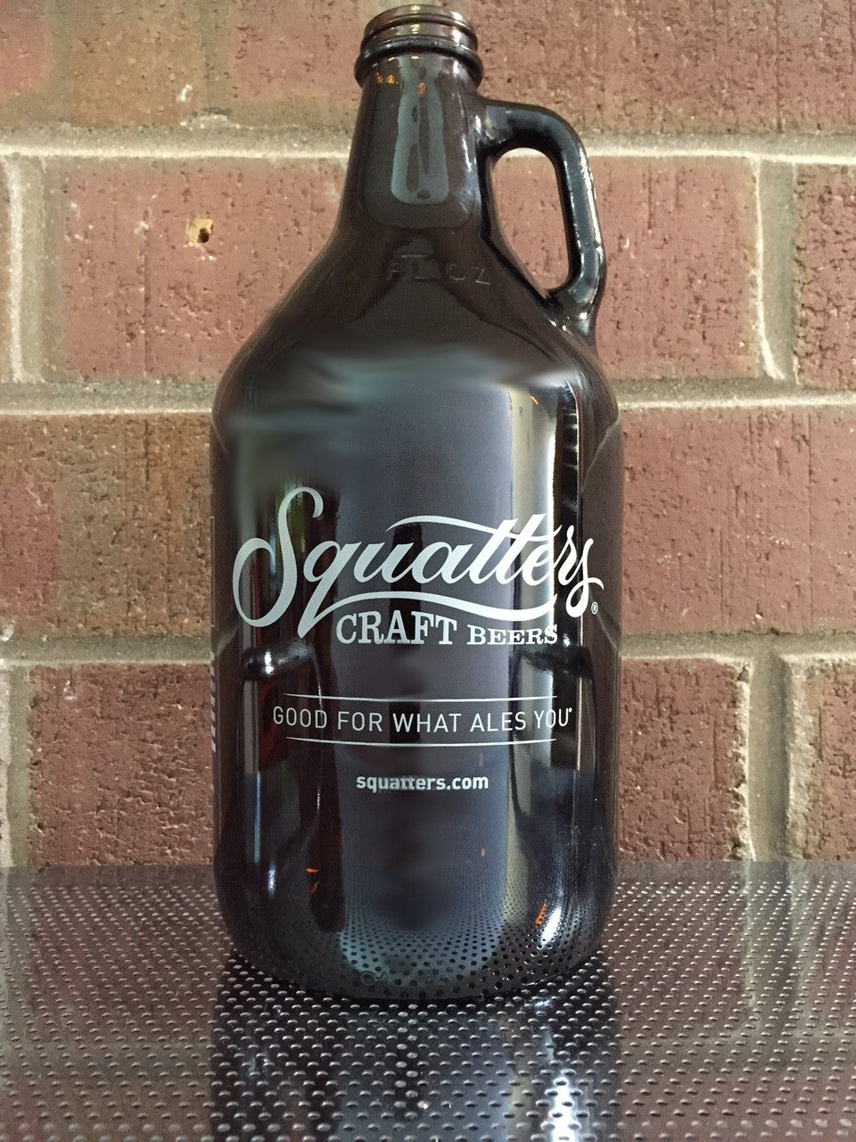 Branded Growlers 64 oz.