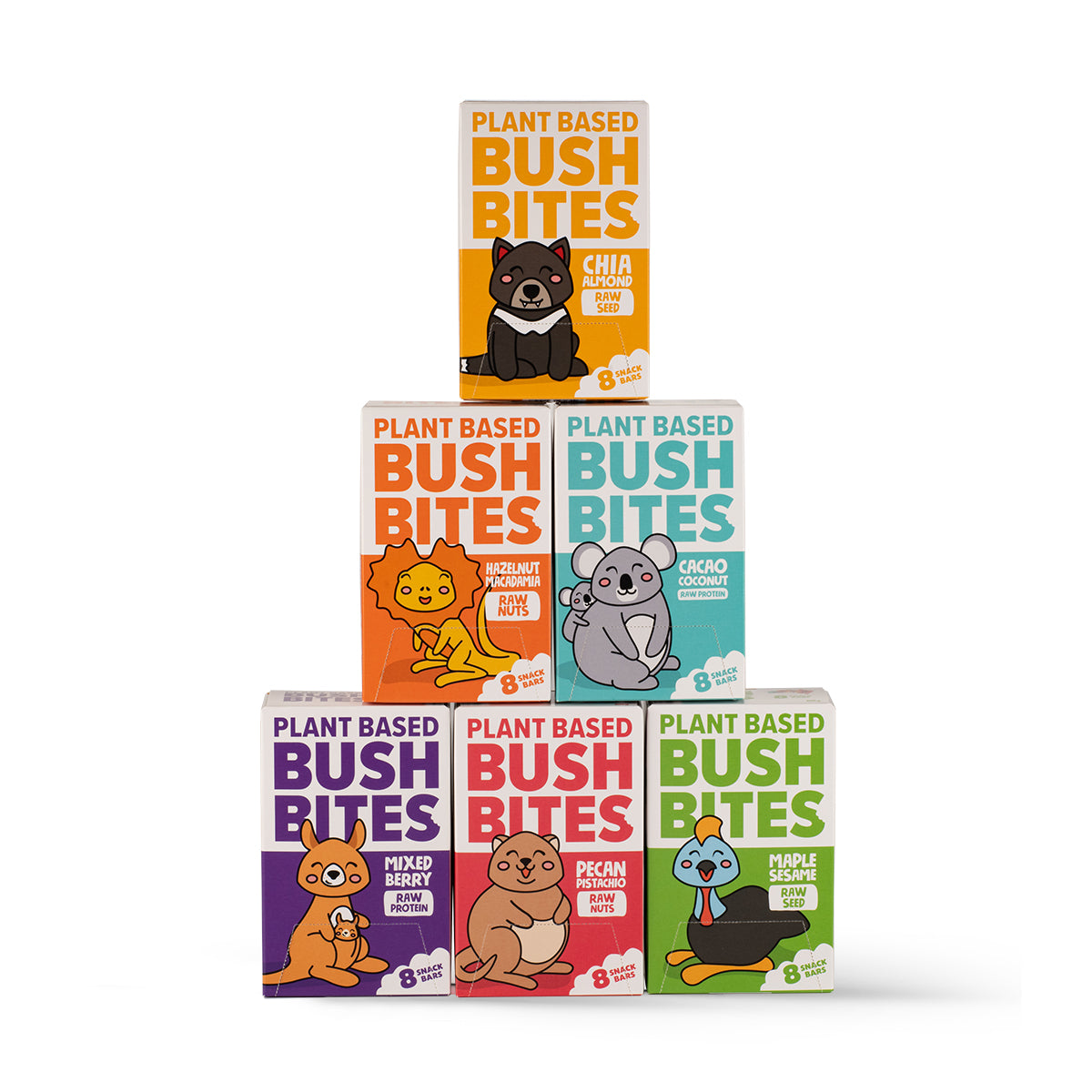 Bush Bites Variety Sample Pack