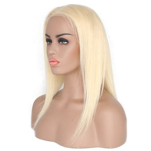 Raw Peruvian Platinum Full Lace Frontal Wigs - HER VANITY HAIR