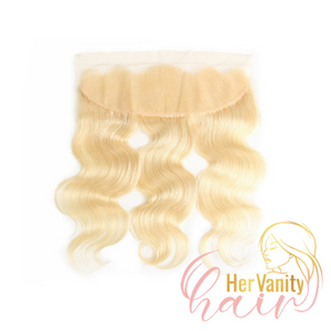 PLATINUM COLLECTION RAW PERUVIAN HD LACE FRONTALS - HER VANITY HAIR