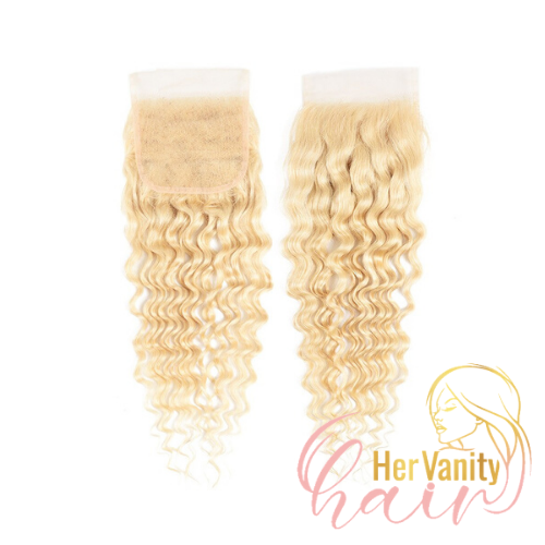 PLATINUM COLLECTION PERUVIAN HD LACE CLOSURE - HER VANITY HAIR
