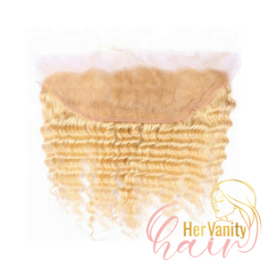 PLATINUM COLLECTION PERUVIAN HD LACE FRONTALS - HER VANITY HAIR