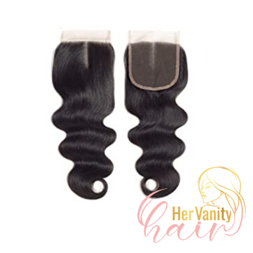 BODY WAVE PERUVIAN HD LACE CLOSURE - HER VANITY HAIR