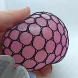 Glitter Squishy Mesh Ball