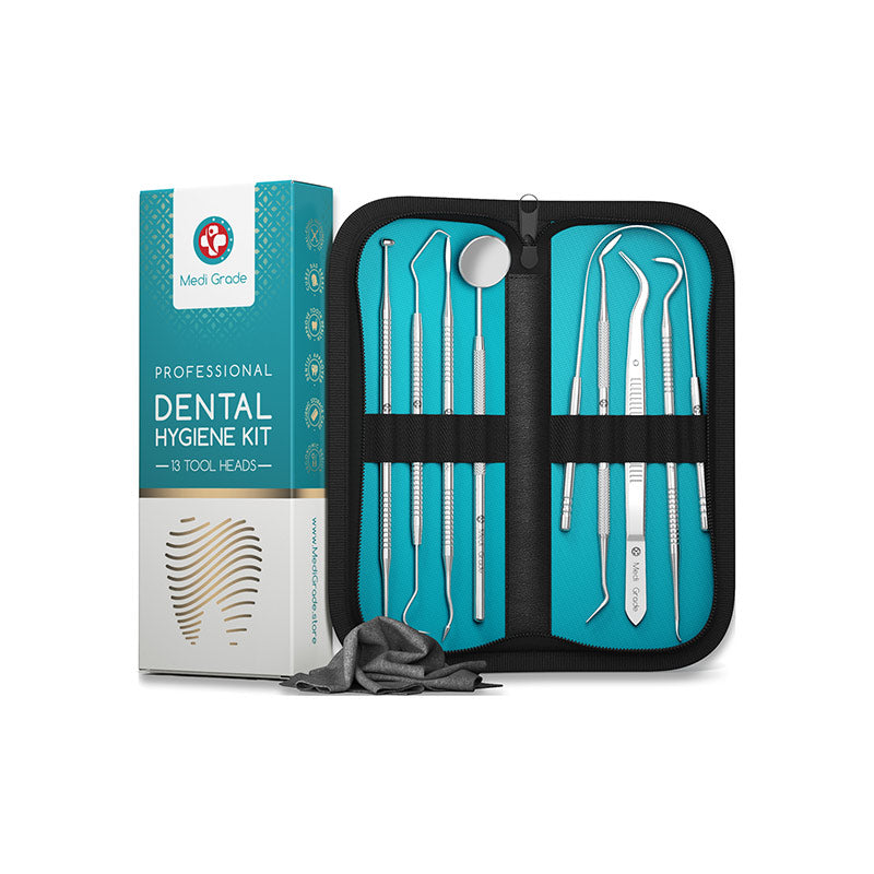 Dental Hygiene Kit - Teeth cleaning