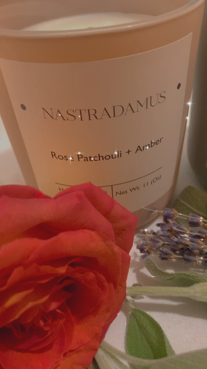 Nastradamus Simple + Sweet Candle
