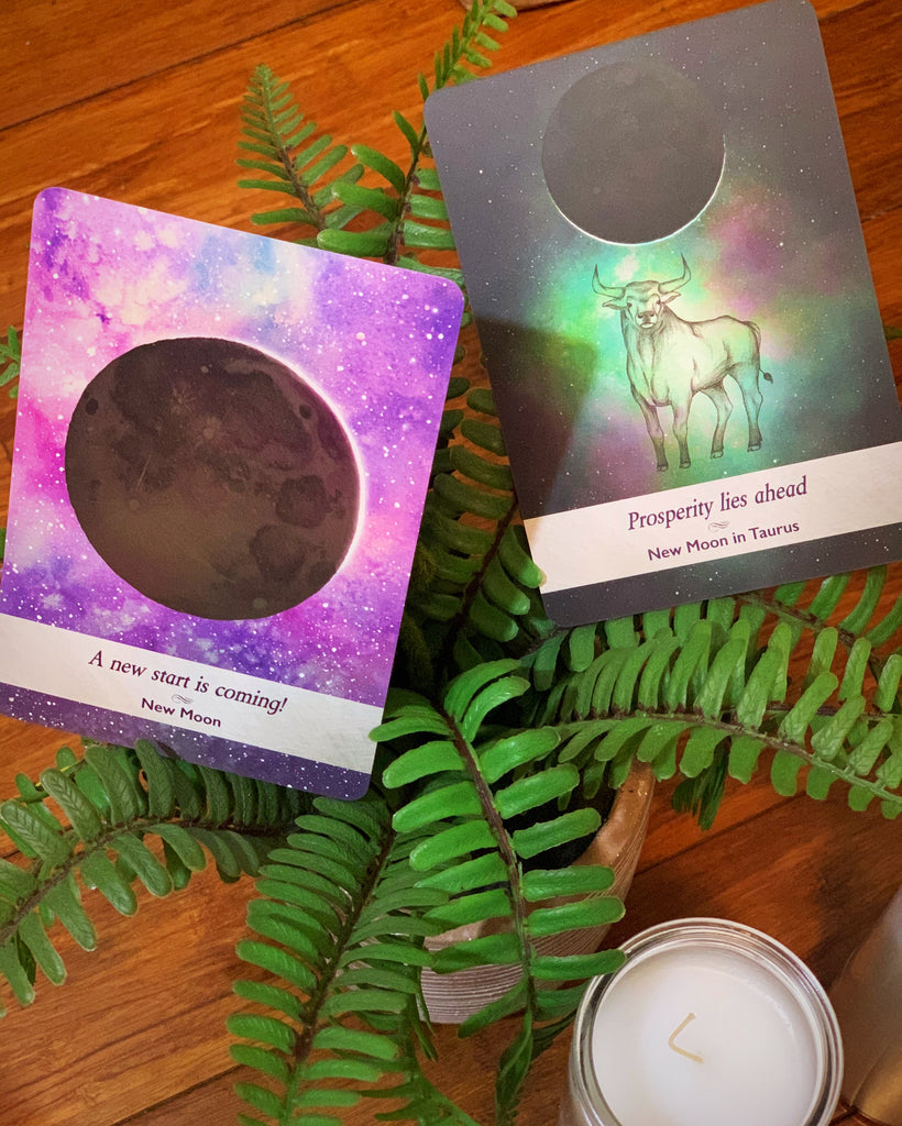 Moonology Oracle Reading - Nastradamus.Tarot