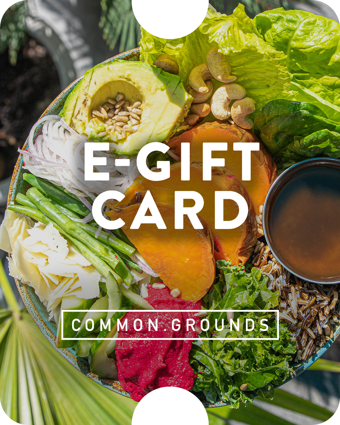 Gift Card for Common Grounds Dubai