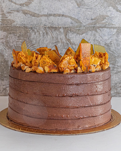Chocolate & Hazelnut Cake (n)