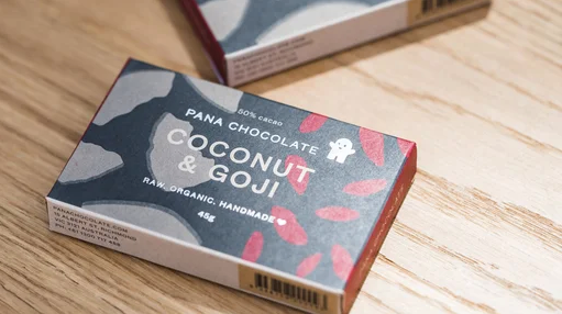 Pana Chocolate - Coconut & Goji