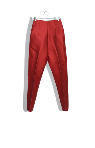 HOST PANT IN KIR SILK/WOOL