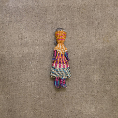 Mid-Century Native American Doll