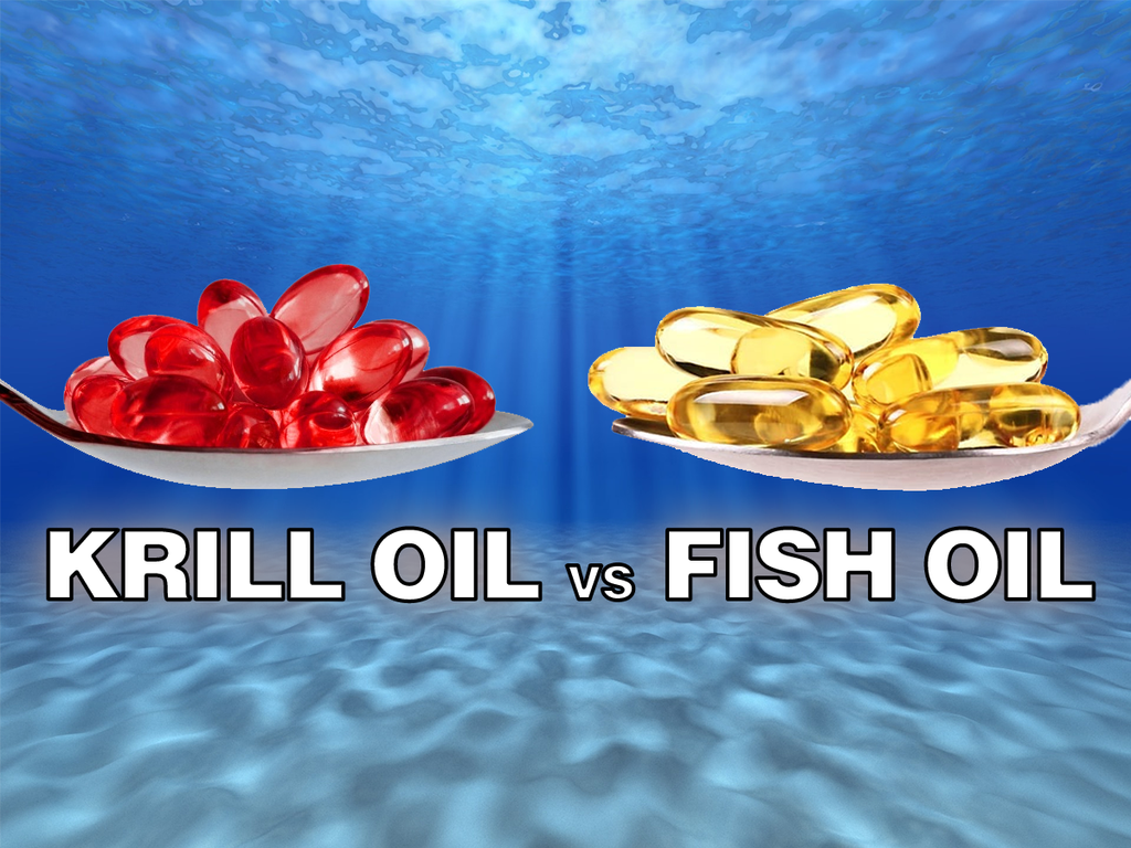 Is Krill Oil Really Better Than Fish Oil?