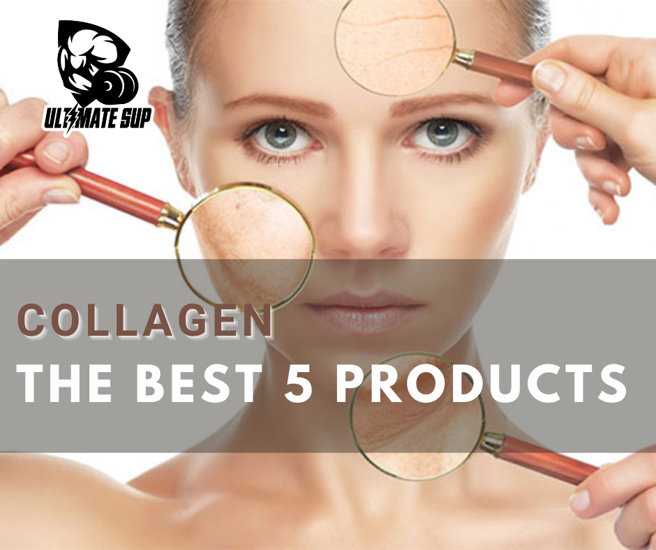 the best 5 collagen supplements | Ultimate SUP