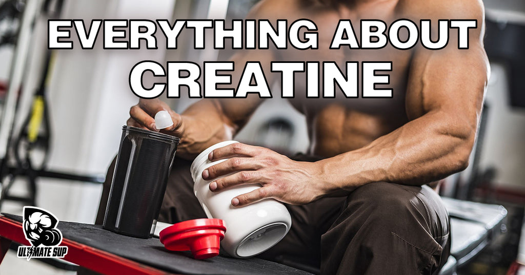 Everything about Creatine