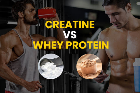 Should creatine go with whey protein - Ultimate Sup