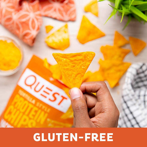 Quest Nutrition, Tortilla Style Protein Chips