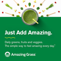 Amazing Grass, Organic Kale Powder source of Vitamin A & K, Super Food 5.29 oz (150 g)
