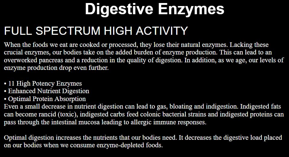 Allmax Nutrition Digestive Enzymes and Protein Optimizer 2