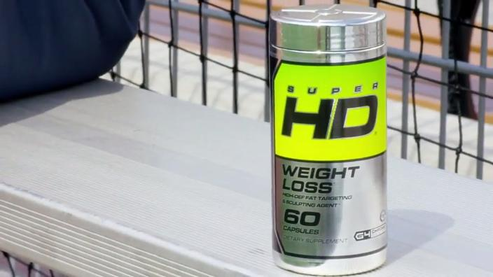 Super HD is one of the best fat burners in Singapore - Ultimate Sup