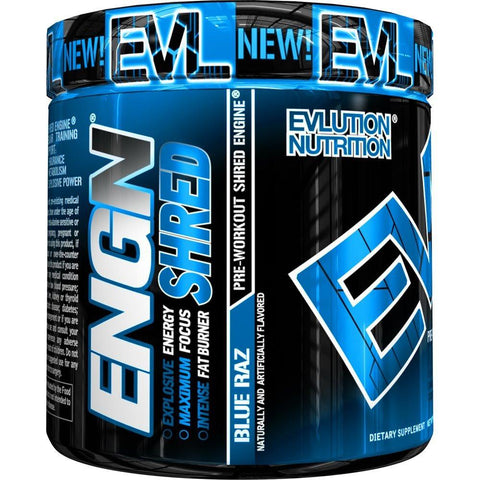 EVL Nutrition ENGN - a powerful pre-workout formula - Ultimate Sup