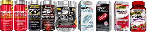 Hydroxycut Fat Burners To Boost Weight Loss - Ultimate Sup