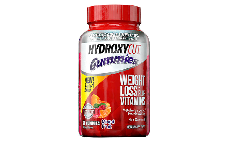 Hydroxycut Gummies is great means to help you burn fat - Ultimate Sup