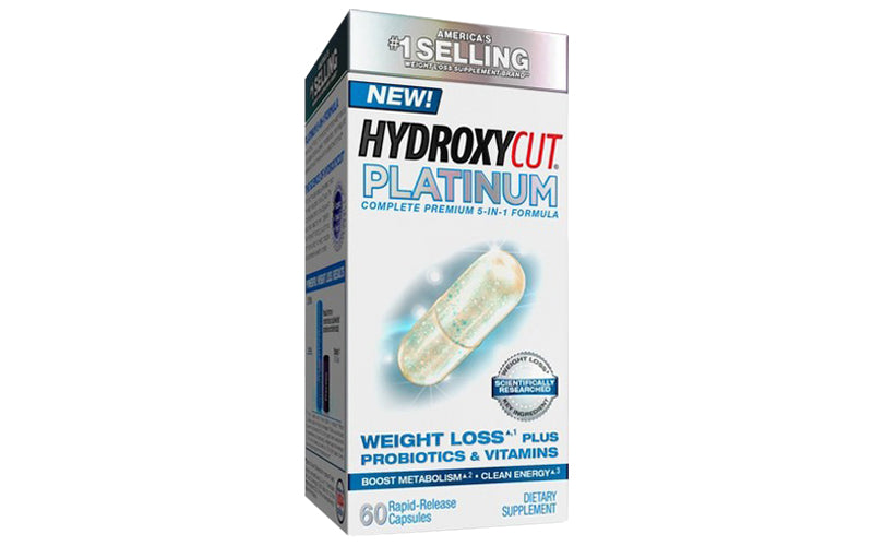 Hydroxycut Platinum owns more advanced technologies and ingredients than conventional products - Ultimate Sup