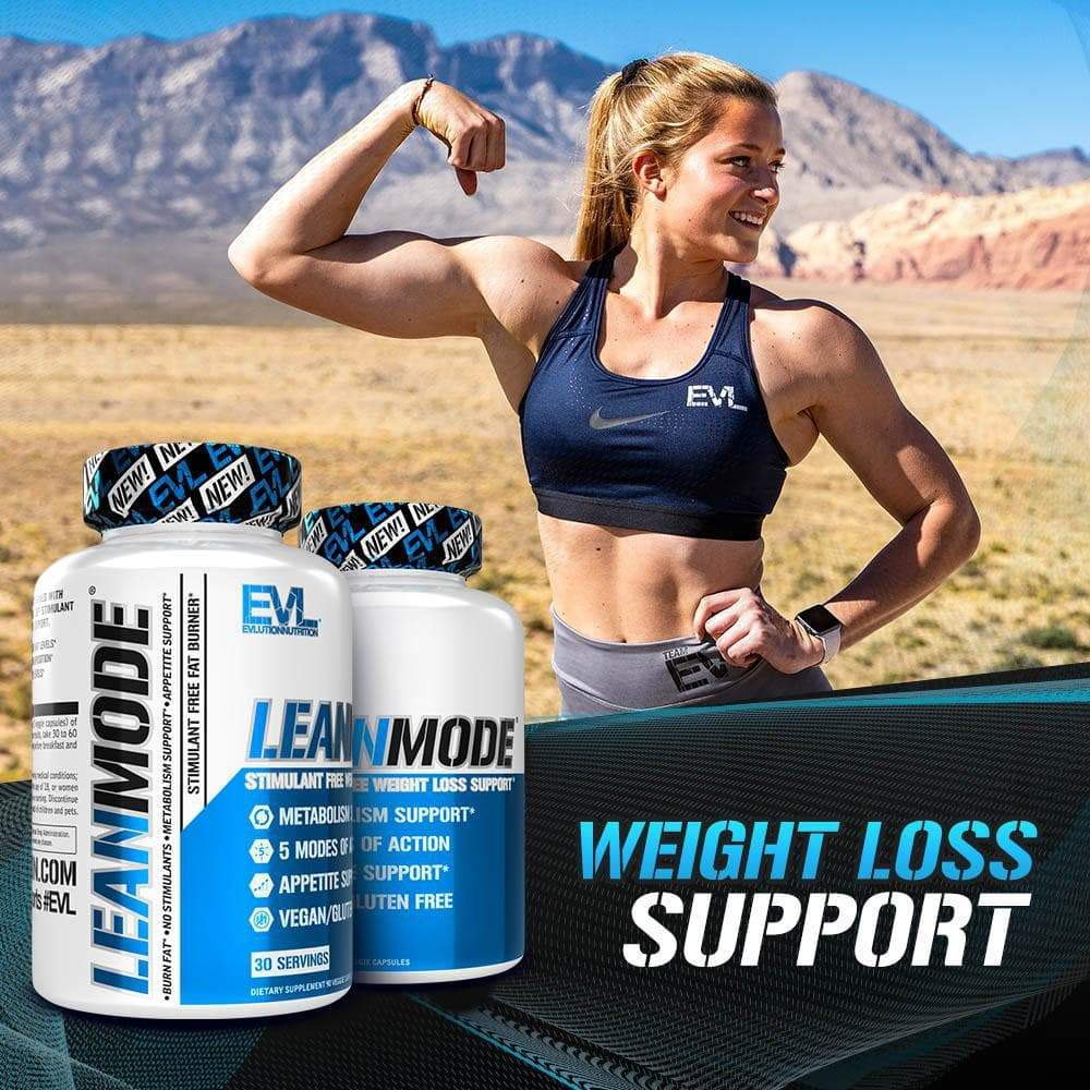 EVLution Nutrition Leanmode - Ultimate Sup