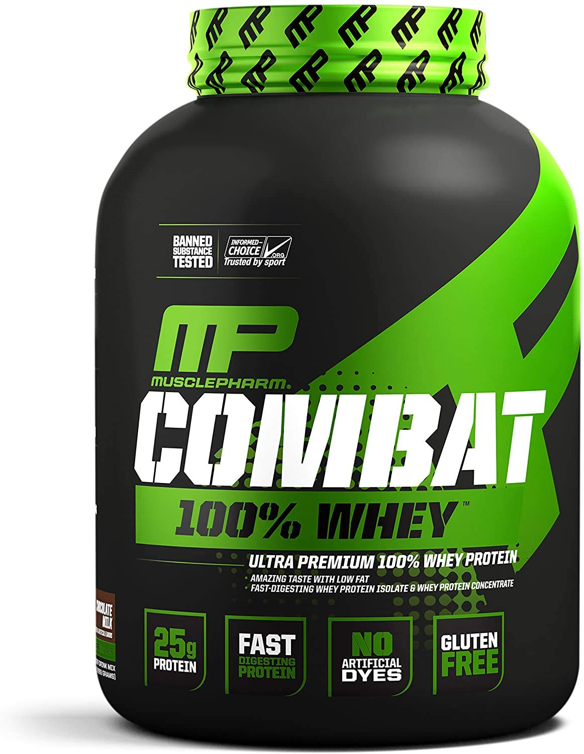MusclePharm Combat 100% Whey Protein Singapore