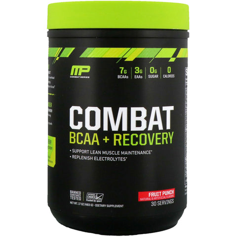 MusclePharm Combat BCAA + Recovery - Ultimate Sup