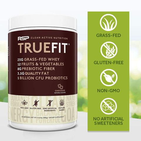 RSP Nutrition TrueFit Meal Replacement - Chocolate