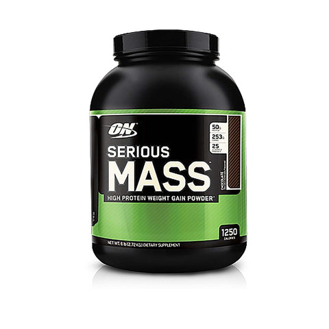 Serious Mass helps you gain weight fast - Ultimate Sup