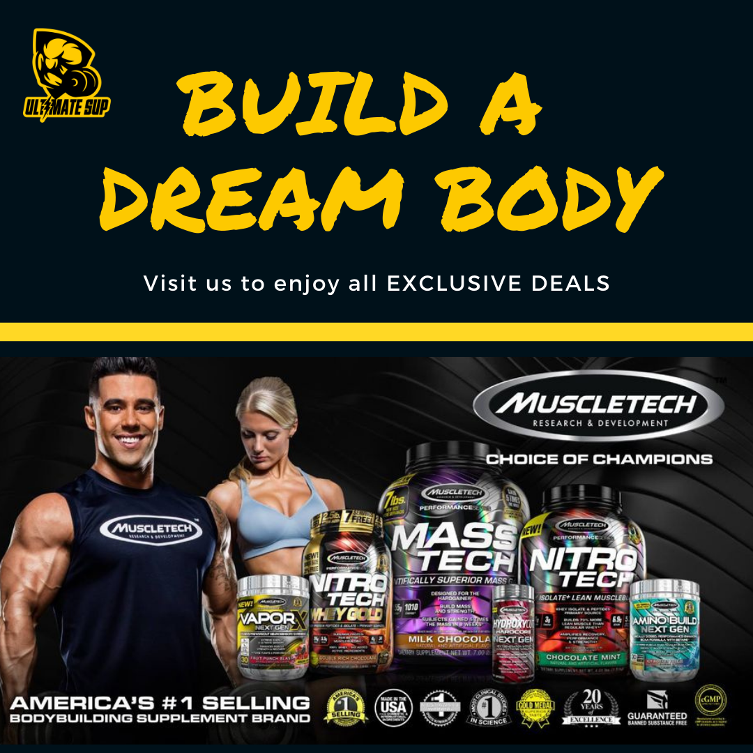 Ultimate Sup - Your one-stop supplement store online in Singapore