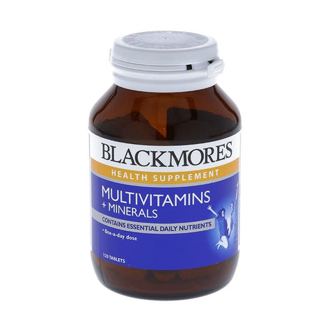 Blackmore Multivitamin + Minerals To Avoid Lacking Nutrients - Ultimate Sup