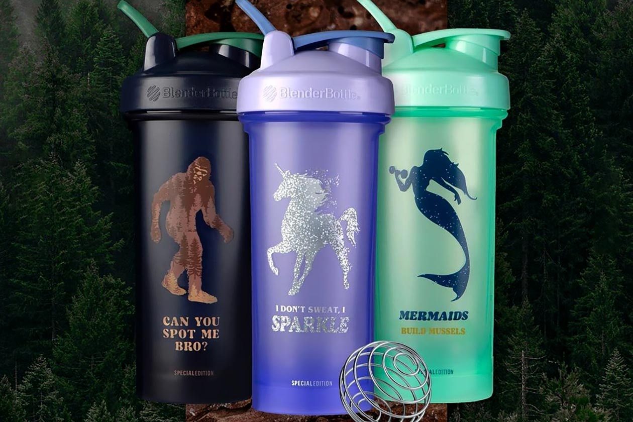 Blender Bottle Oceanic Magical Creatures Edition Classic w/ Loop V2 | Protein Shaker | Water Bottle 28oz