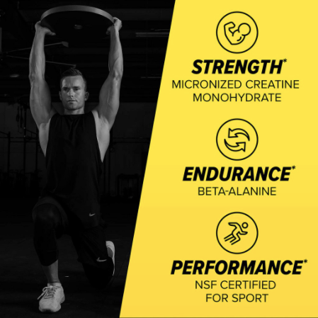 The C4 Sport excels by using two different exclusive blends - Ultimate Sup