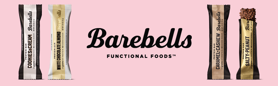 Barebells Protein Bar Healthy Meal Low carb