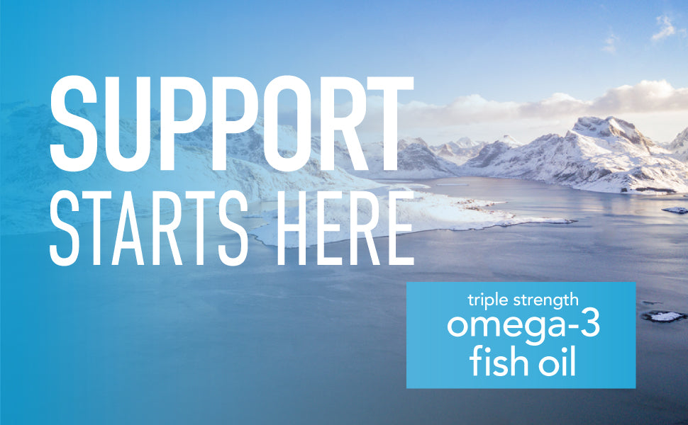Sports Research Omega-3 Fish Oil