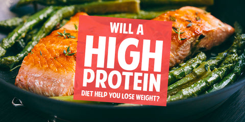 Will a high-protein diet help you lose weight? - Ultimate Sup