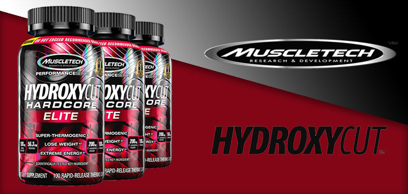 Hydroxycut Hardcore Elite from MuscleTech is the best slimming pill in Singapore