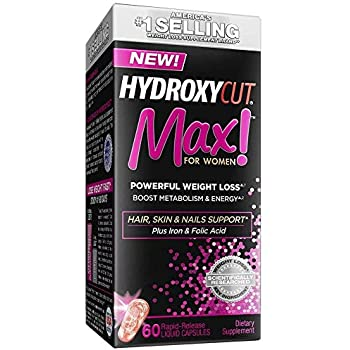Hydroxycut Max For Women is a great support for your health - Ultimate Sup