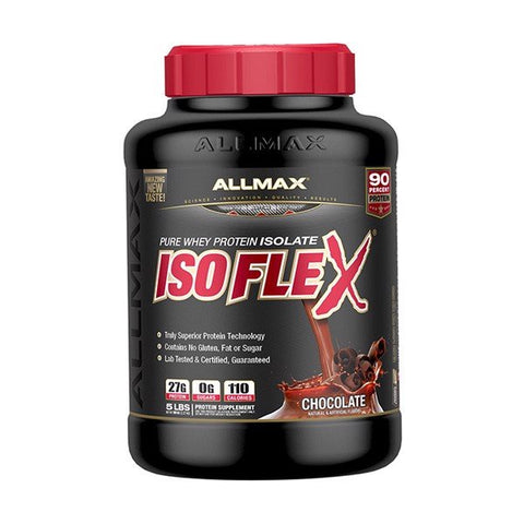 Isoflex only includes Whey Protein Isolate without any impurities - Ultimate Sup