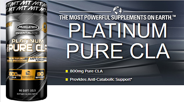 Platinum Pure CLA - The most powerful slimming pill in Singapore