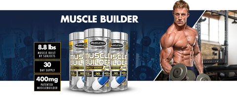 MuscleTech Muscle Builder - Ultimate Sup