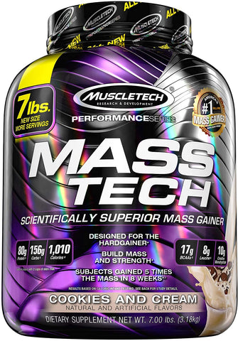 Muscletech Mass Tech is the best dietary supplement to buy - Ultimate Sup