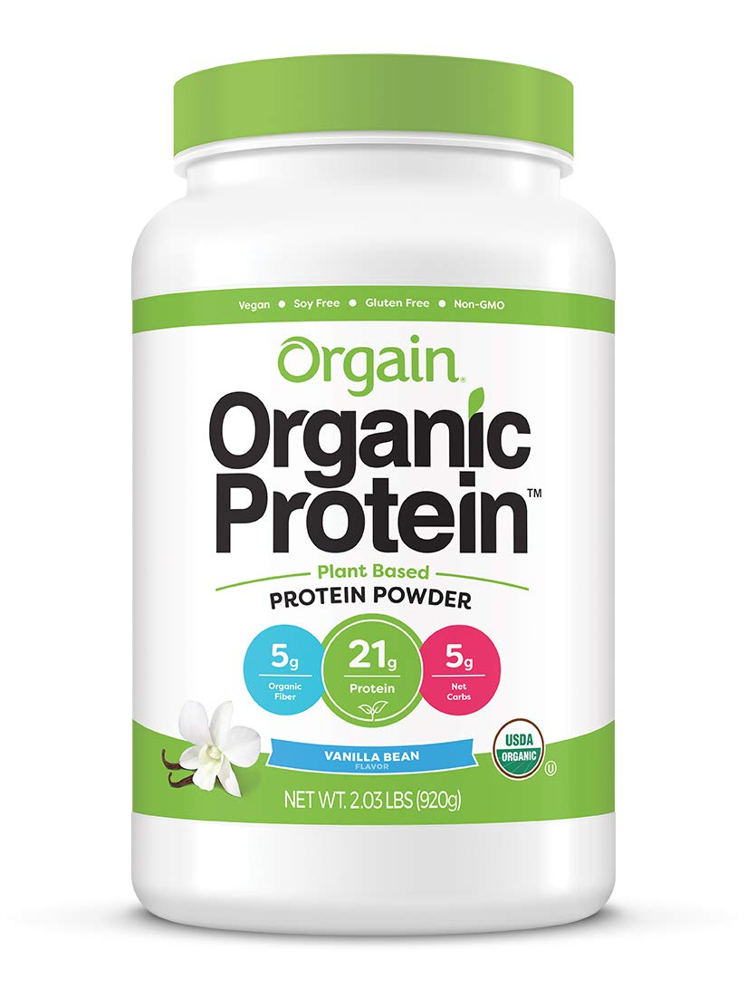 Organic Protein - meal replacement powder for your overall health - Ultimate Sup